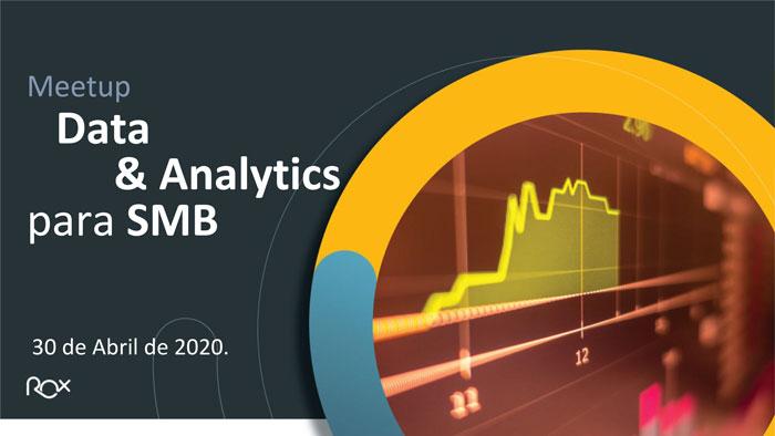 Meetup data & analytics para SMB